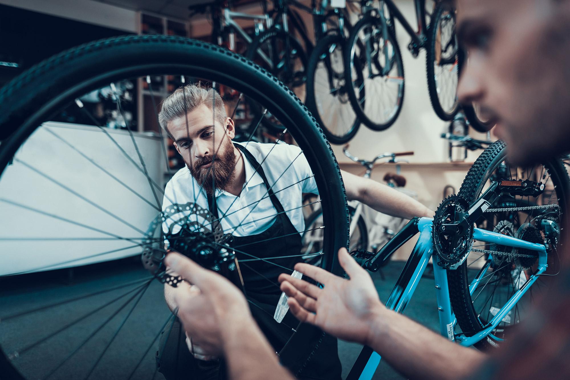 bicycles workshop cork